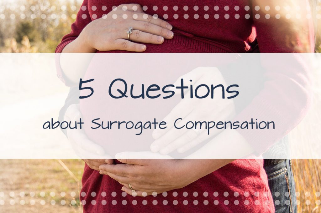 5 Questions about Surrogacy Compensation