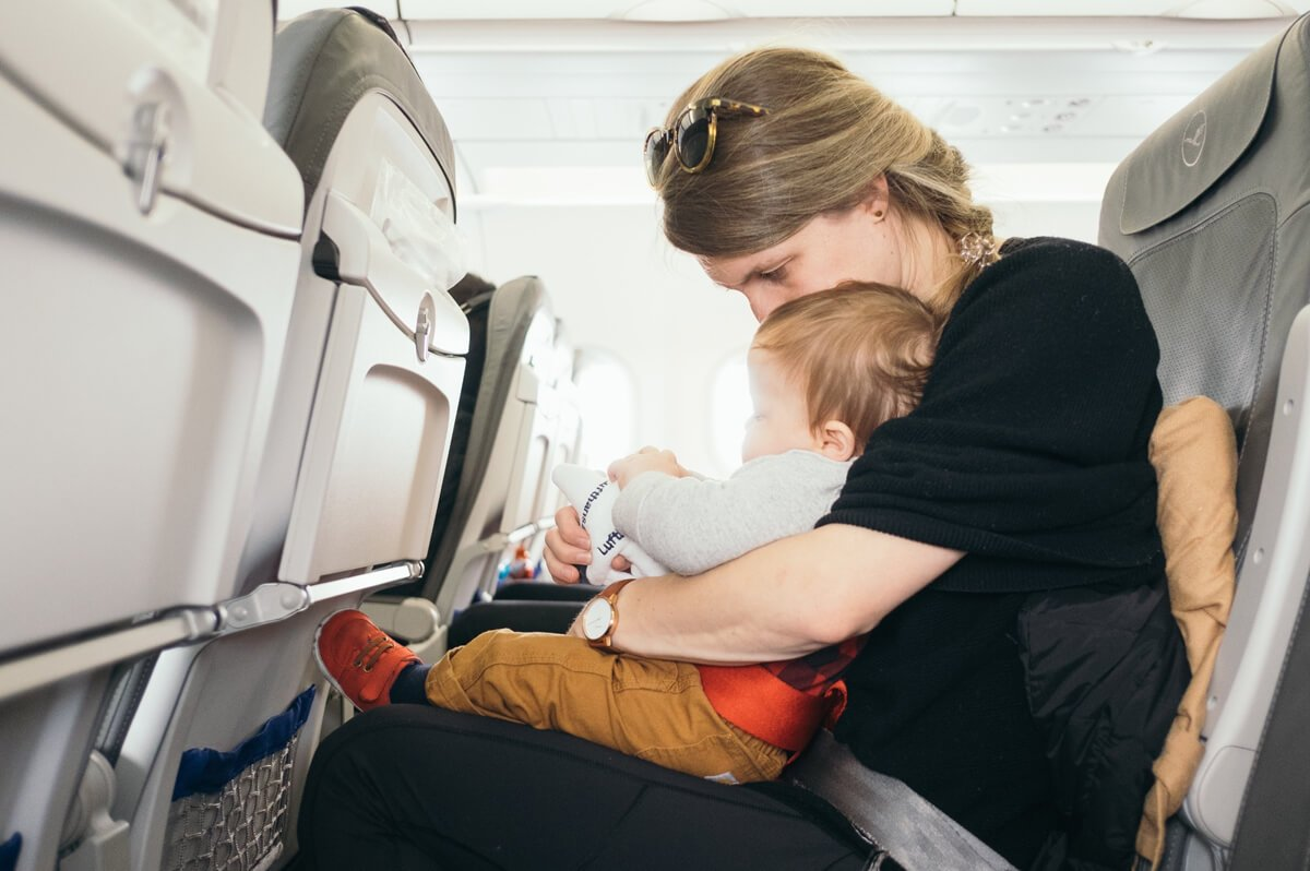 7 Travel Tips When Flying with an Infant