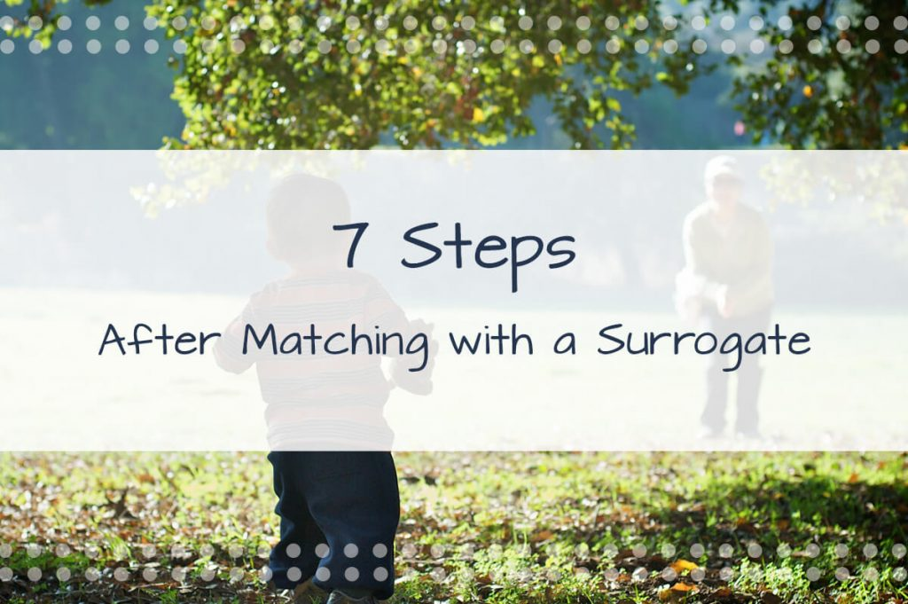 7 Steps After Getting Matched with a Surrogate - Made in the USA Surrogacy