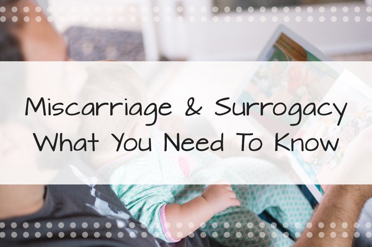 Miscarriage & Surrogacy–A Comprehensive Guide On What You Need To Know For Intended Parents & Surrogates