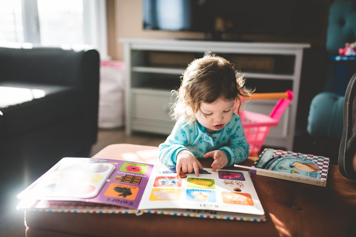 Child Development & the Surrogacy Process: Initial Steps, Milestones & How To Help Development From Infancy to 2 Years Old - Made in the USA Surrogacy Sacramento, CA