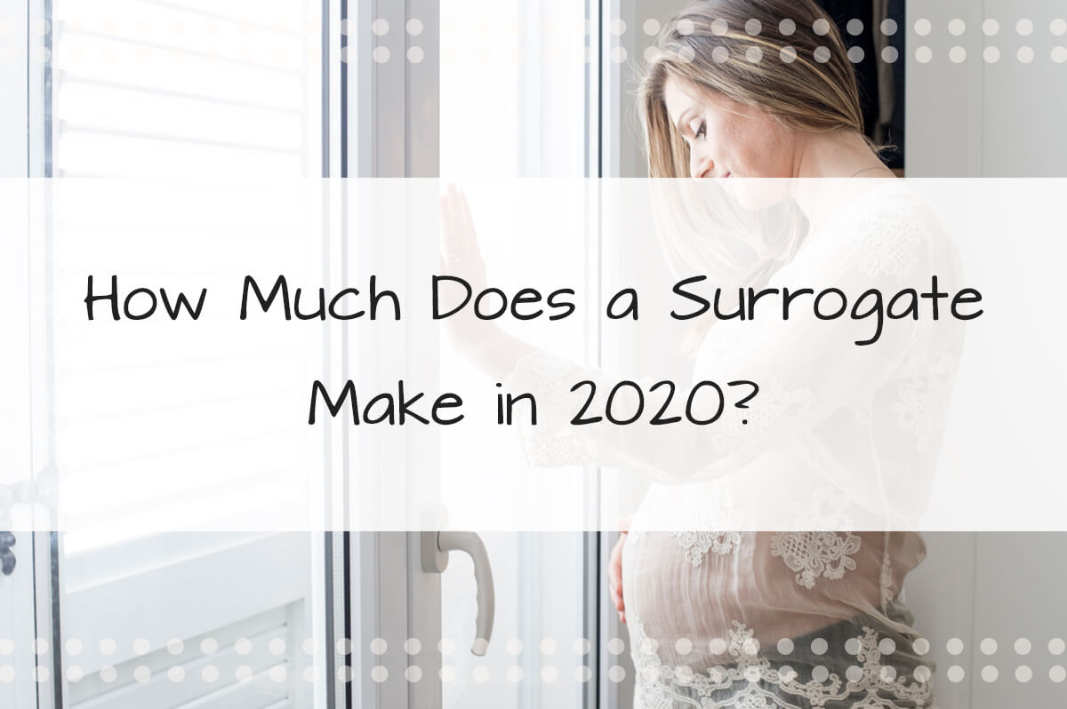 How Much Does a Surrogate Make in 2020? - Made in the USA Surrogacy in Roseville, California